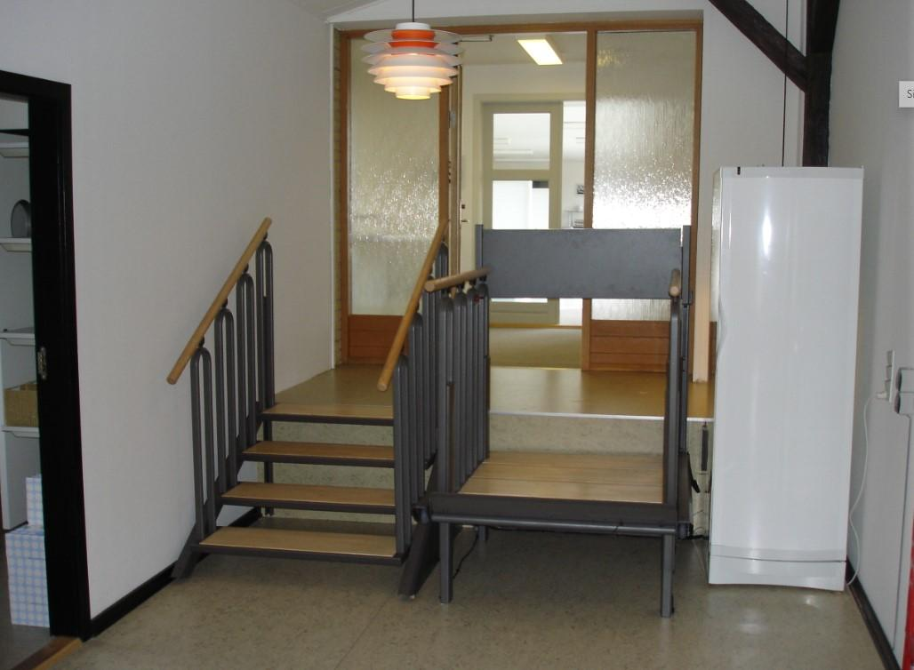 Small Heights Model Flex Stair